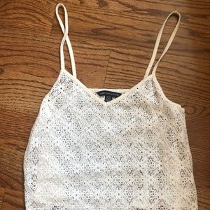 American Eagle Floral Lace XS Camisole